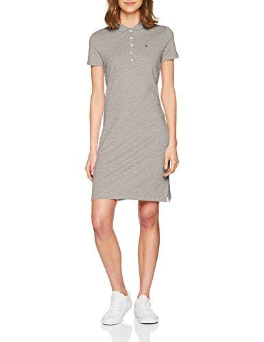Tommy Hilfiger Women's Chiara Str Pq Dress Ss Polo Shirt