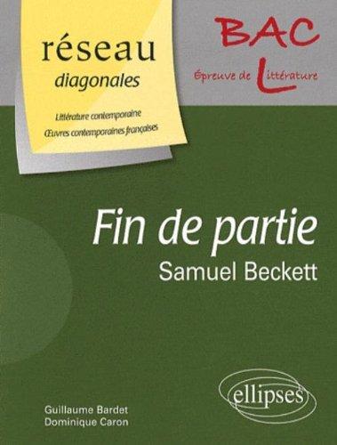 Fin de partie, Samuel Beckett