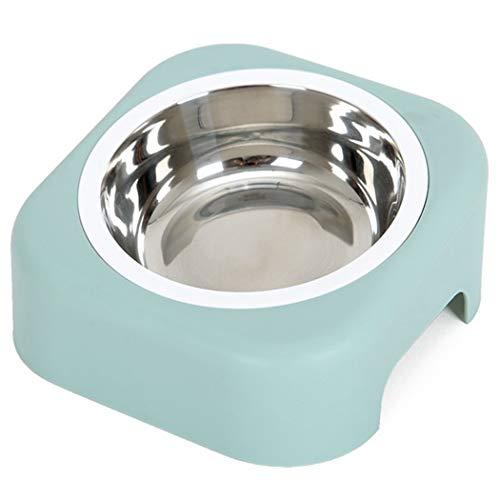 Legendog Hund Schüssel Rostfrei Stehlen Nicht Schleudern Base Katze Schüssel zum Wasser Essen -