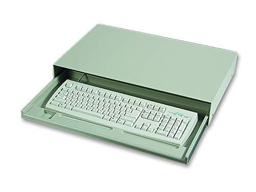 I-CHOOSE LIMITED Gembird Sliding Keyboard Rack Schublade Regal - Stahl Rack Schublade