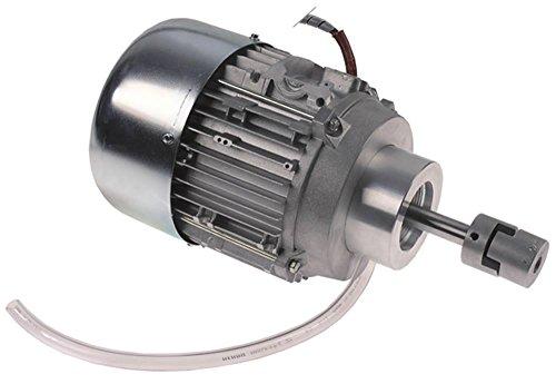 REBO Motor RM80B4 Welle 15mm 410W 0,41kW 1 -phasig 1400U/min Flansch 79mm 50Hz 230V Kondensator 16µF -