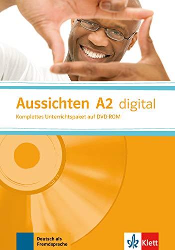 Aussichten A2 digital: Deutsch als Fremdsprache für Erwachsene. DVD-ROM