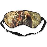 Cool Strong Tiger Sleep Eyes Masks - Comfortable Sleeping Mask Eye Cover For Travelling Night Noon Nap Mediation... preisvergleich bei billige-tabletten.eu