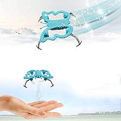 mini Drone de Control de Gestos, Forma de Mariposa, 360° Giros, Operación con Una Mano, con Efecto de Iluminación