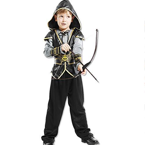 Halloween Kostüm Halloween Umhang - Boy Ninja & -