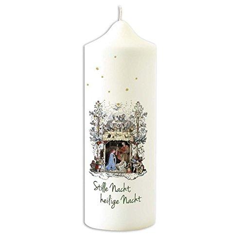 Kerze »Stille Nacht«
