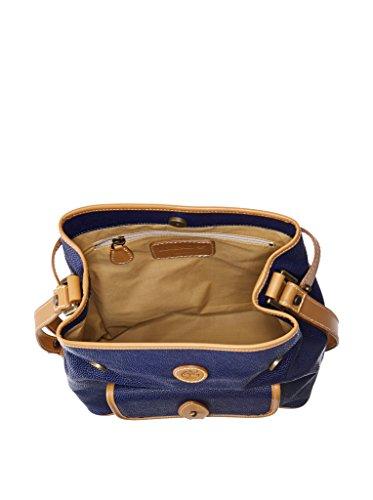 Timberland Borsa Donna Foliage Satchel Bag Blu