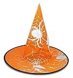 Sini Gorro DE Bruja Halloween Fantasma DIAM.38CM