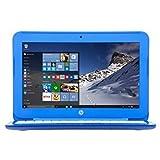 HP Stream 13-c291nr Signature Edition Laptop - 13.3 HD Display, Intel Celeron N3050, 2GB RAM, 32GB SSD, Windows 10, Office 365 Personal - Blue