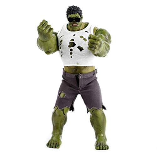 MACY GLVV Toys DC Toys Rot/Grüner Riese Hulk Avengers 3/4 Joint Abnehmbares Wunderspielzeug