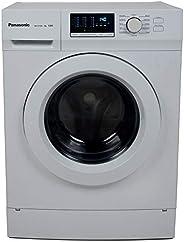 Panasonic 7Kg 1200 RPM Front Load Washing Machine, White - NA127XB1W