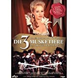 LES 3 MOUSQUETAIRES: GERARD BARRAY coffret 2 DVD Parties 1 &2 (import)