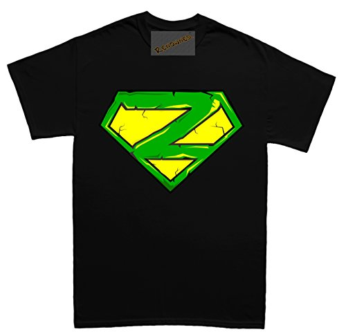 Renowned Super Zombie Killer Herren T Shirt Schwarz