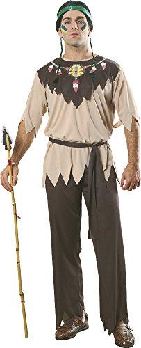 Imagen de rubie's  disfraz de indio para adultos 55043