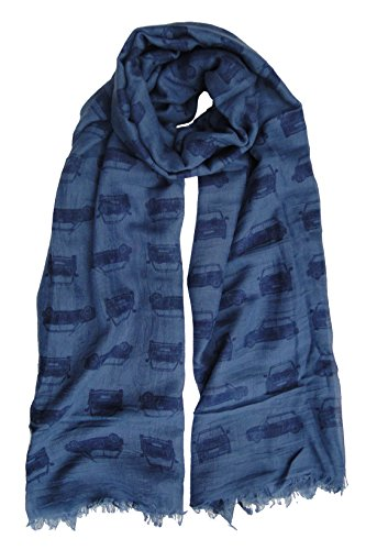 blue-mini-car-scarf-fashion-scarves