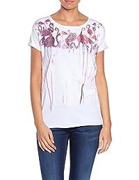 BOSS ORANGE T-shirt talmeia couleur blanc 100