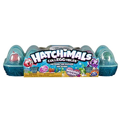 Hatchimals à Collectionner – 6045511 – Boîte de 12 Figurines Saison 5 – Modèles Aléatoires
