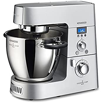 Kenwood cooking chef km096 k chenmaschine 1500 for Robot de cocina chef plus precio