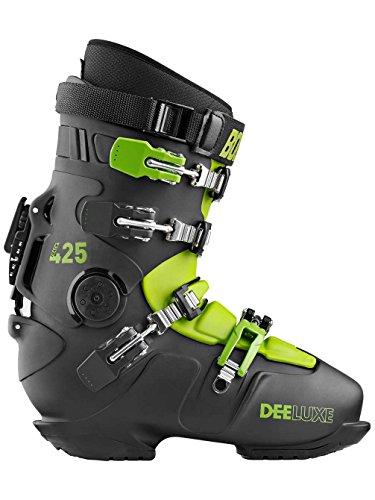Track Deeluxe 425 Pro normal interno scarpa 30,0/45,5 Eu hard boot Snow board scarpa Race Board (Boot + nelel interno scarpa, 30,0/45,5 Eu)