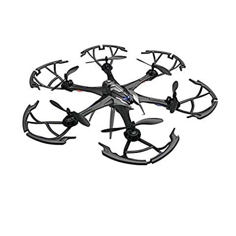 Sisit 955/5000 i7H 2.4GHz 6CH 6 axes Gyro RC Quadcopter (avec Air Press Altitude Hold et Compass) (Drone)