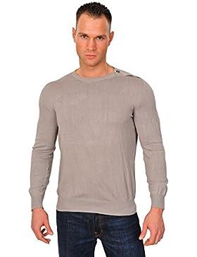 Zanone Suéter Hombre Gris normal algodón casual 48