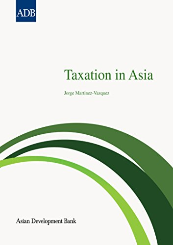 Taxation in Asia (ESA SP) (English Edition) por Asian Development Bank