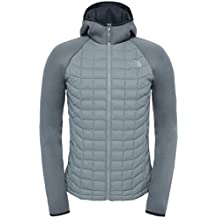 North Face M UPHOLDER THERMOBALL HYBRID JACKET - Chaqueta, color multicolor, talla XXL