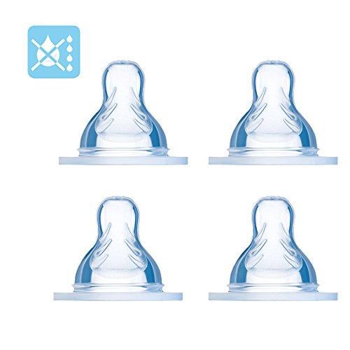 MAM Seiden Aspirapolvere Set//dimensione 4 tropffrei//Ab 4 + Mesi/set//Salvagoccia - per primo propria bevanda Test