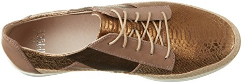 Caprice 23203, Sneakers Basses Femme Or (Gold Rep.multi)