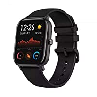 Amazfit GTS Akıllı Saat, Siyah