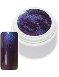 Nailfun 5ml Flip Flop UV Nails Factory Gel de changement de couleur, 1er Pack (1x 5ml)