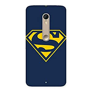 Yellow Day Back Case Cover for Motorola Moto X Style