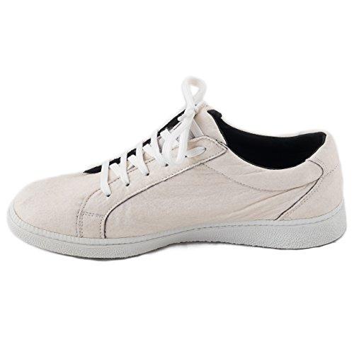 Nae Basic White - Sneaker, der aus Dem Innovative Obermaterial Piñatex, Einem Stoff, der aus Den Blättern der Ananas Hergestellt Wird - vegane Schuhe (41) - 4
