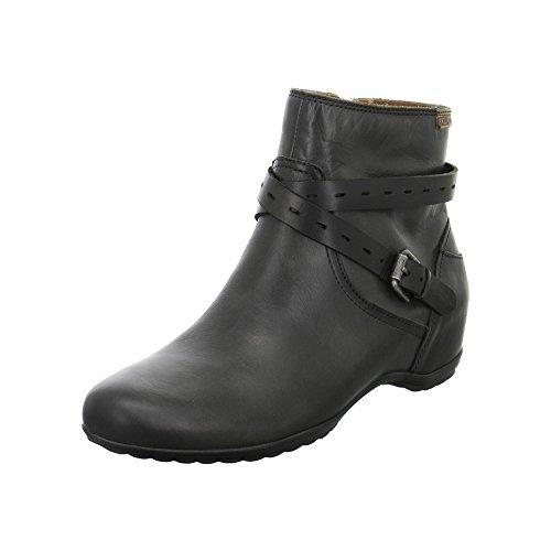 Pikolinos, Damen-Stiefelette, VENEZIA, 968-8829C1 lead/black