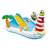 INTEX Aire de jeux gonflable Sea Paradise gonflable