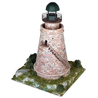 Aedes 1250 La Herradura Lighthouse Model Kit, 31 x 26 x 5 cm, Multi-Color