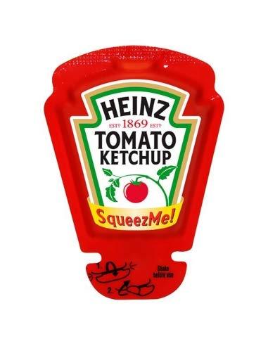 Heinz Ketchup Sauce Squeeze Me 26ml x 70 -