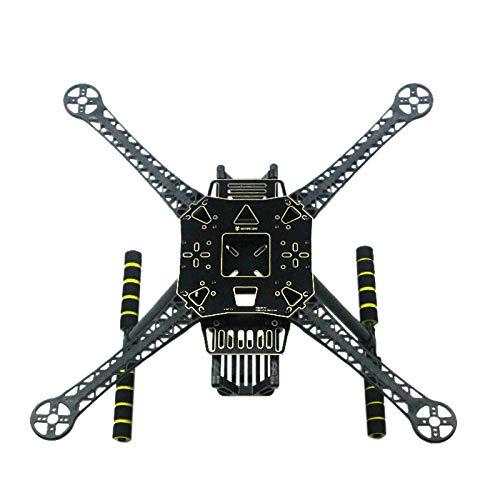TOOGOO S520 S600 Rahmen Kit Mit Fahrwerk Anti-Rutsch Super Hart Arm 4 Achsen Rahmen 4 Achsen Flugzeug F450 Rahmen Aufruestung Fuer Rc FPV Drohne