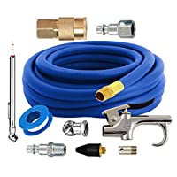 Campbell Hausfeld 10 Piece Air Hose Infaltion Accessory Kit (AA961000)