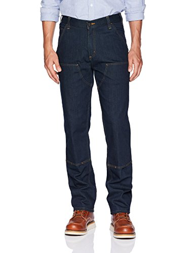 Carhartt Double Front Dungaree Jeans - Robuste Arbeitshose