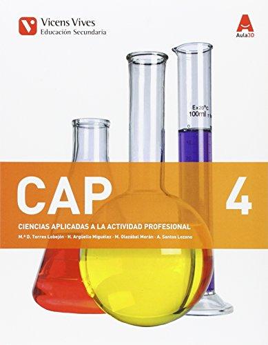 CAP 4 (CIENCIAS APLICADAS ACTIVIDAD PROFESIONAL): 000001 - 9788468236995