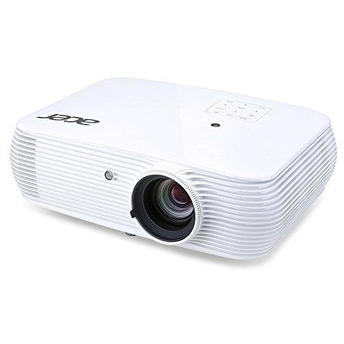 Acer H6512BD DLP Projektor (Full HD 1920x1080, 3.400 ANSI Lumen, Kontrast 20.000:1, 3D)