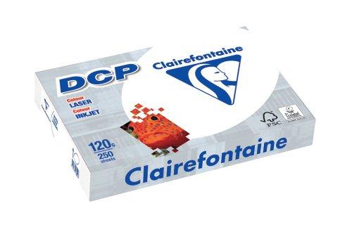 Clairefontaine - 1844 - Ramette de 250 Feuilles - DCP - A4 - Blanc