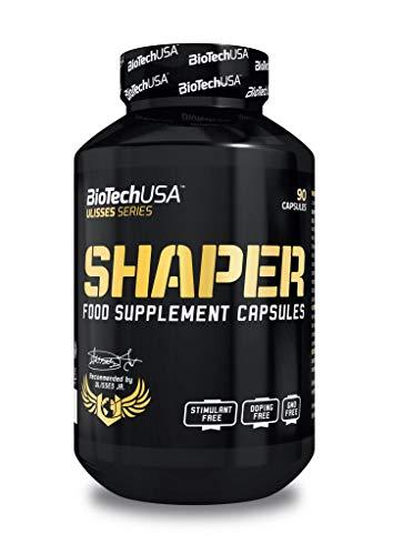2 x Biotech USA Ulisses Shaper, 90 Kapseln (2er Pack)