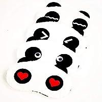 YOSPOSS Schlafmaske KZ9527-W147 Schlafmaske/Masken, süßes Tier, flauschig, Neuheit Schlaf mit chinesischem Panda-Muster... preisvergleich bei billige-tabletten.eu