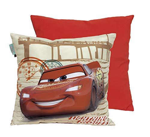 Cars Cojin Polyester 40x40cm, Datos