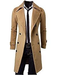 Amazon it Cammello Abbigliamento Cappotto Uomo cAX77r0qv