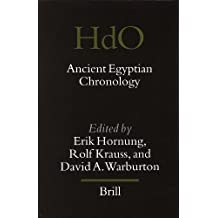 Ancient Egyptian Chronology (Handbook of Oriental Studies: Section 1, the Near & Middle East) by Erik Hornung (2012-04-10)
