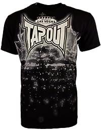 Tapout T-Shirt Vegas Skyline Schwarz