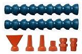 Refrigerador Manguera–Articulación Set de manguera 1/2ID 12mm tuboflex 225.c12Azul de naranja